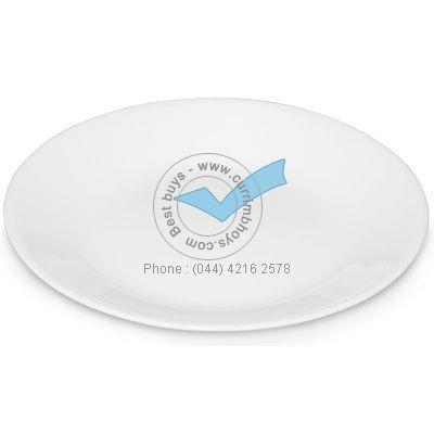 CORELLE - Dinner Plate-Winter Frost White 46232  sc 1 st  Currimbhoys & Tableware :: CROCKERY :: PLATES :: CORELLE - Dinner Plate-Winter ...