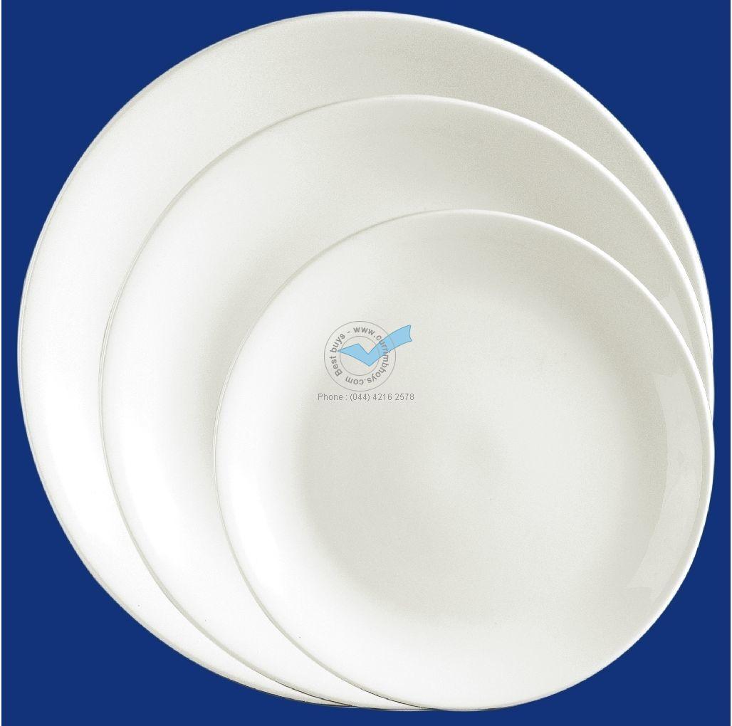 HBC OAS - HALF PLATE 9 - URMI URMI 100103 UR0008 >Plain< F
