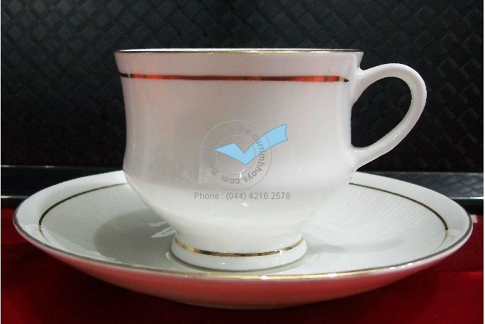 Tableware Crockery Cups Saucers Oas Bone China Tea Cup Saucer G210 Gl Box F